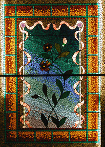 Stained Glass Exhibit - Chicago