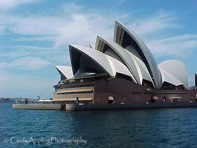 Opera House - Syndey, Australia