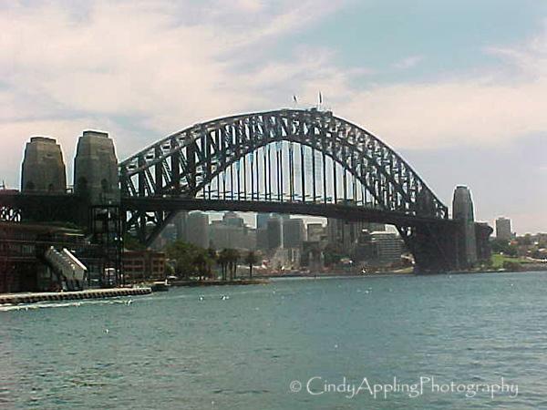 Syndey Harbor - Syndey, Australia