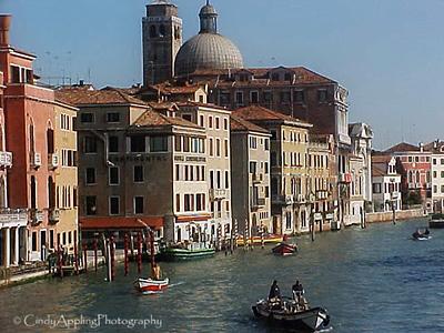 Grand Canel - Venice, Italy
