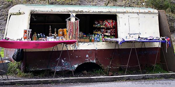 Road Side Market - Quito, Ecuador