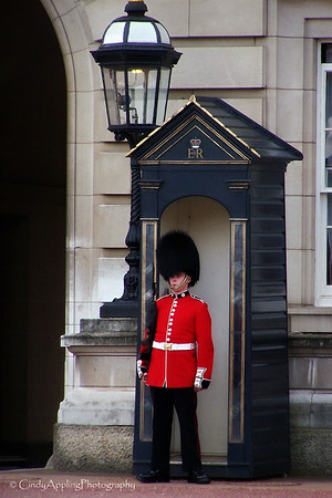 The Queens Guard - London, England