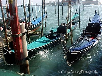 Waterways - Venice, Italy