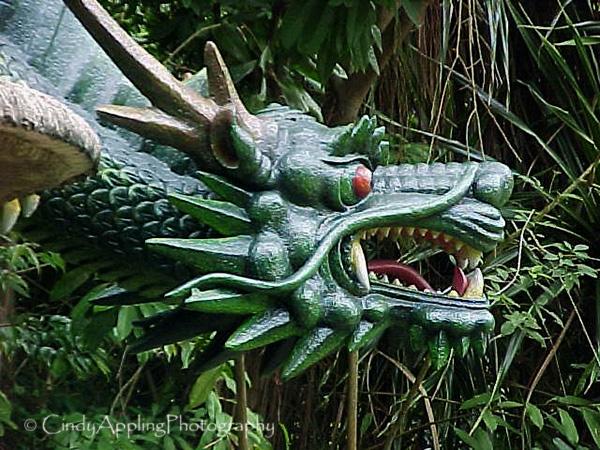 Sentosa Dragon - Singapore, South East Asia