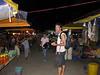 wandering around the KK Night Market