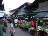 A local market where we first bought some fruit for a snack, then came back to for ingredients for our cooking class.<br /> Sompet Market, just inside the old walled city of ChiangMai