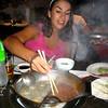hot pot dining