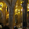 Standing-room only for Christmas mass at St. Mary's Cathedral in Sydney