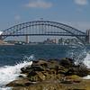 Famous Sydney Opera House and Harbour Bridge