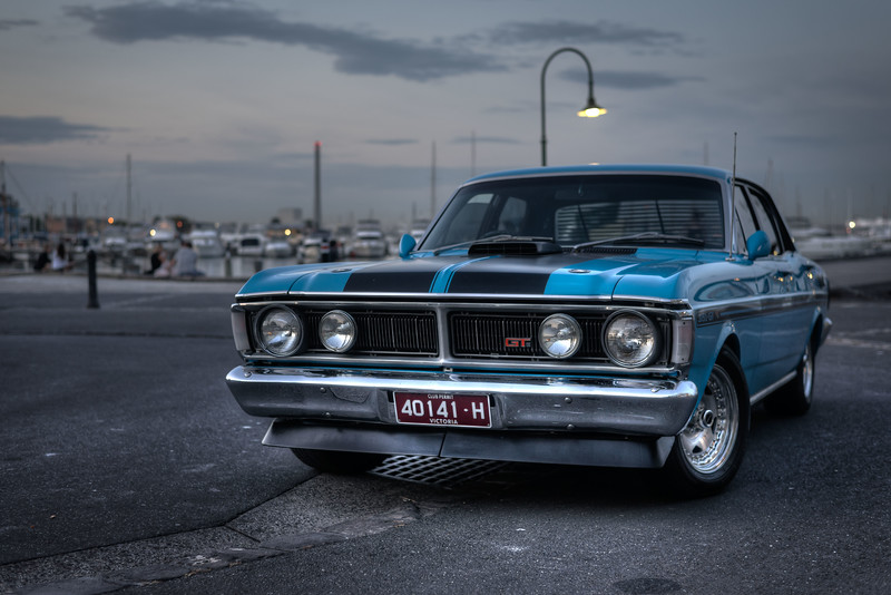 Melbourne Muscle Car