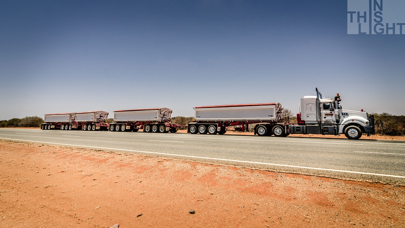 The Longest Road Train