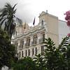 One of the charming buildings surrounding Plaza Grande (Palacio Arzobispal?)