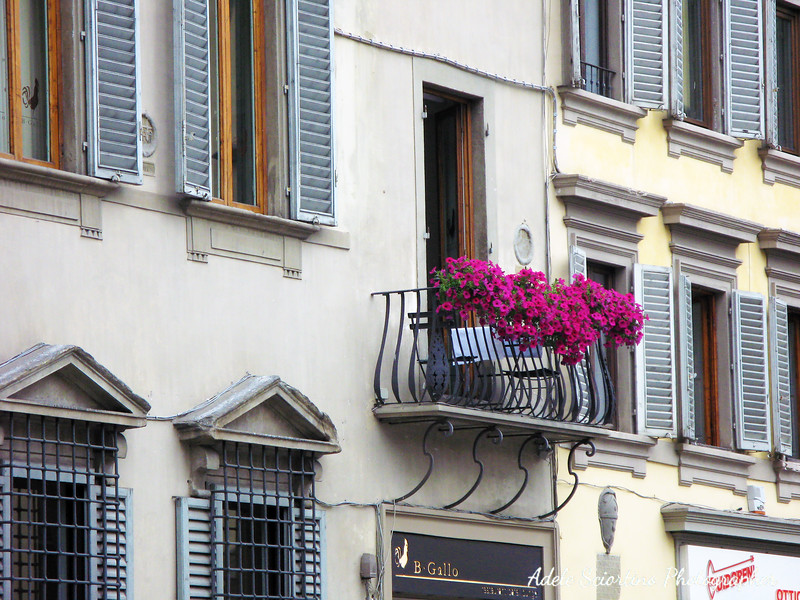 Intimate Balcony