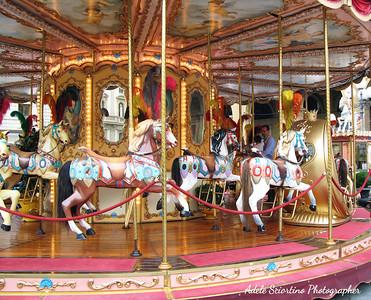 Antique Carousel