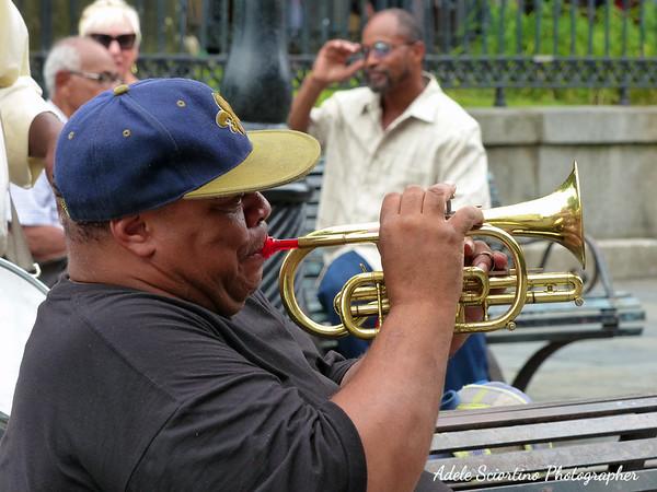 Street Performer ~ Trumpet