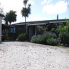 Dylan Smith's parents' bach (cottage) in Hahei, Coromandel Peninsula