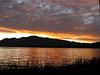 Early morning sunrise over Lk.Tekapo