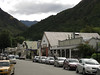 Picturesque little Arrowtown. Full of little shops and raisins browsing in said shops
