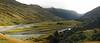 Matukiuki River, looking towards Mt. Aspiring