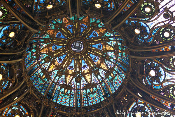 Galeries Lafayette Shopping Mall