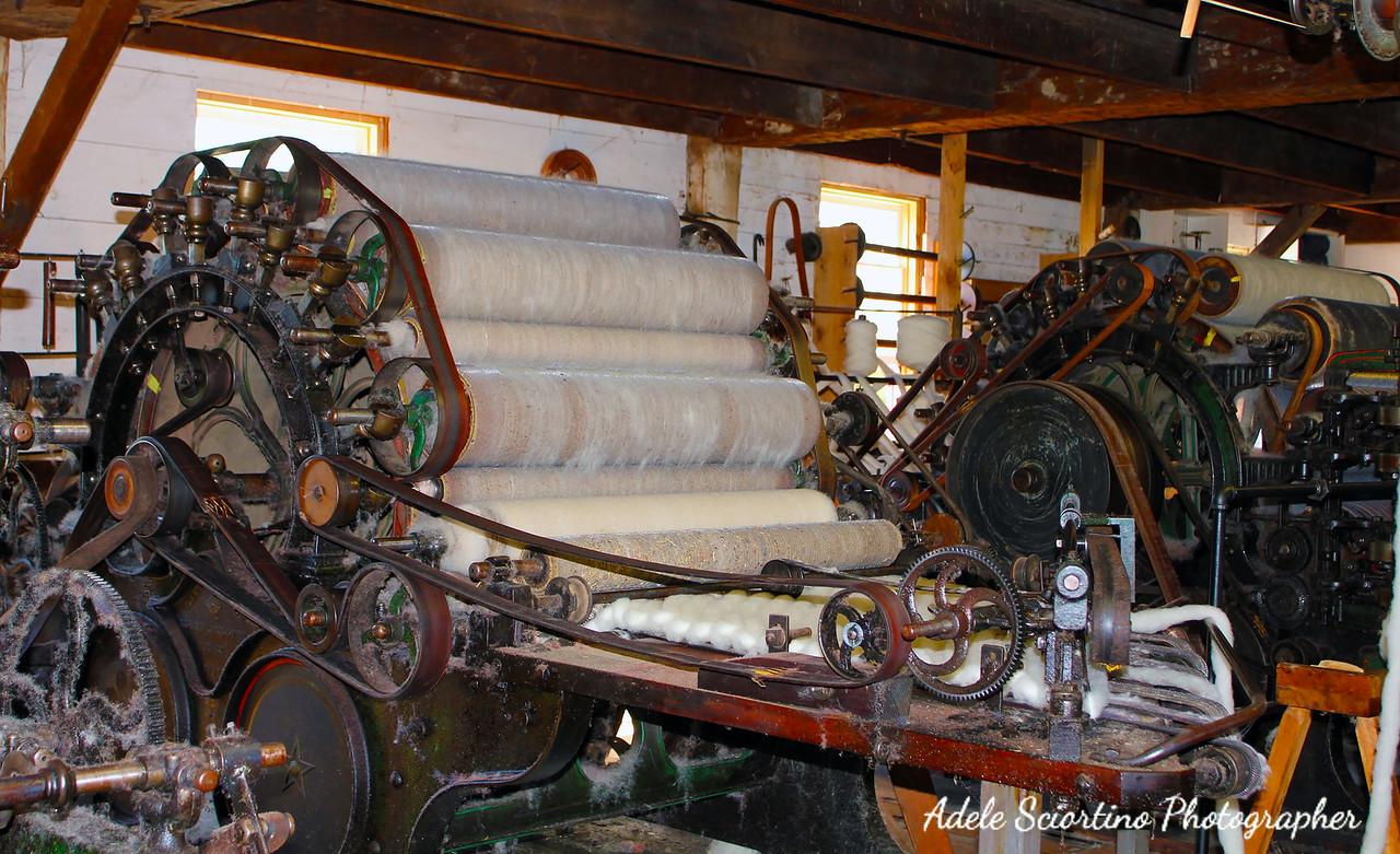 Woollen Factory