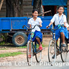 school girls; Cambodia