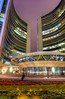 Shot this one on October 5 at Starfleet HQ er.... Toronto City Hall.