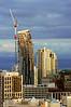 Toronto skyline, 11 June, 2013.