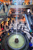 The Toronto Eaton Centre. Shot 21 Feb, 2013.