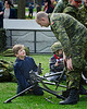 Saw children playing with machine guns on the lawn at Queen's Park in Toronto on 27 April, 2013. What could possibly go wrong?