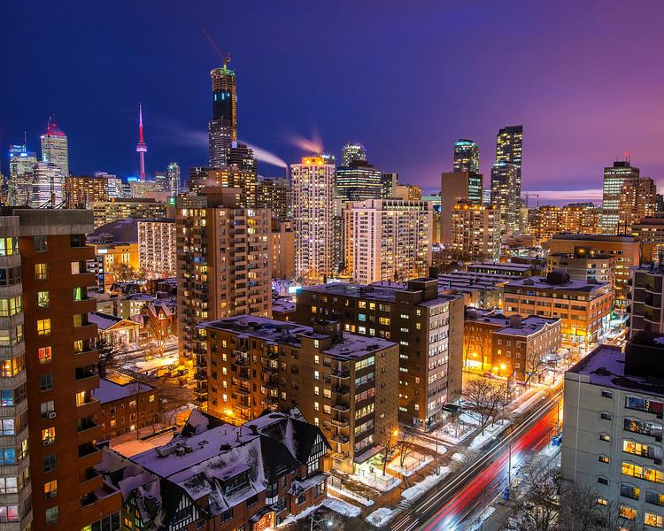 Toronto. 24 January, 2014.