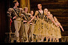 Dress rehearsal of the Bolshoi Ballet at the Sony Centre for the Performing Arts, Toronto, 15 May 2012.