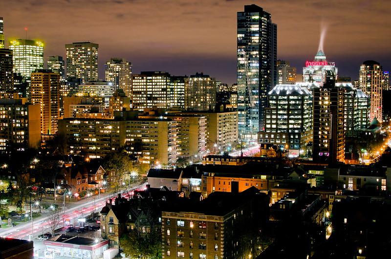 November 13 in Toronto.