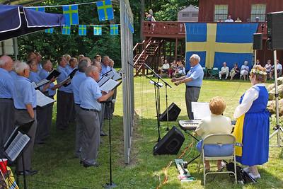 2007 Swedish Club Midsummer Celebration