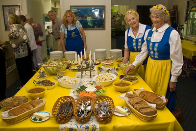 2008 Swedish Club Midsummer Celebration