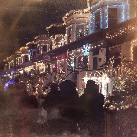 34th Street Xmas Lights
