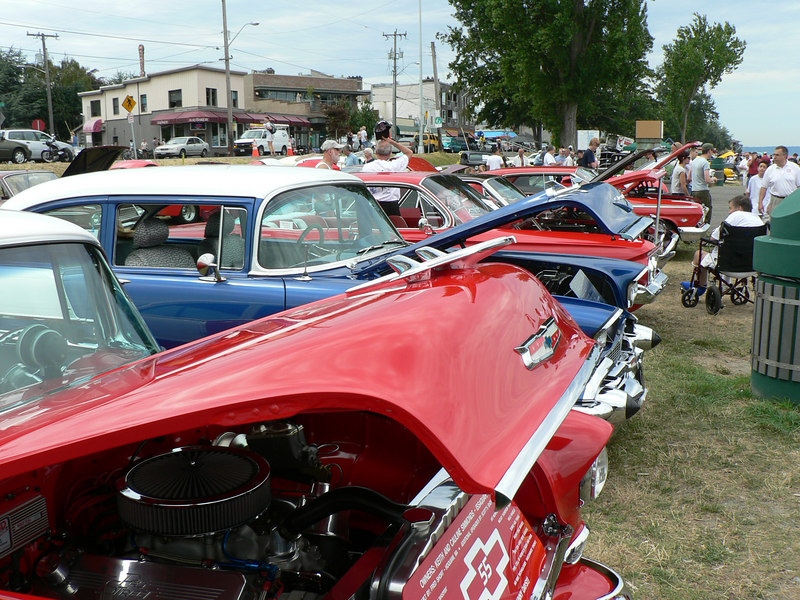 Classic and Hotroad show