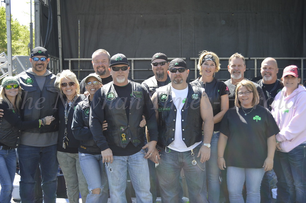 Southies Charity Riders gather to ride for a good cause in Newnan