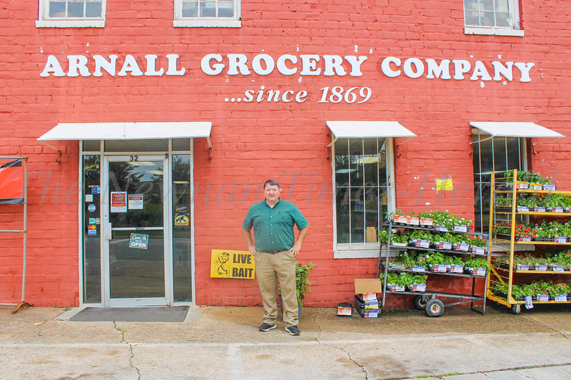 Arnall Grocery celebrates 150 years in Newnan