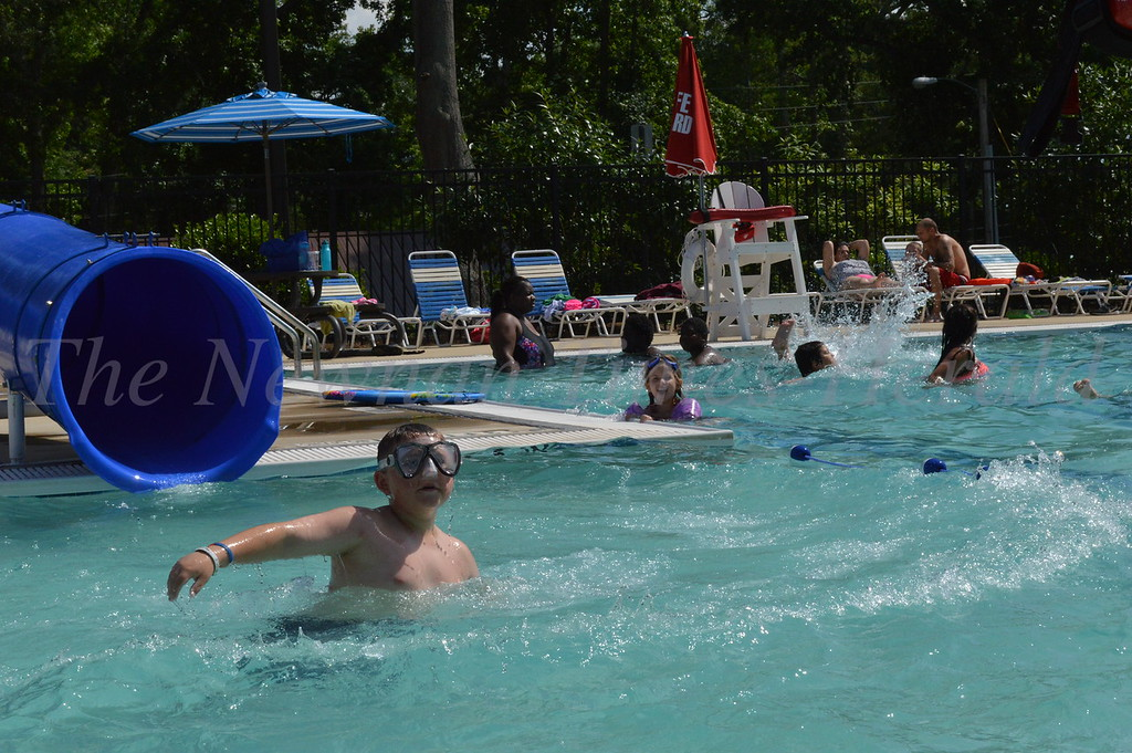 Pool opens for summer