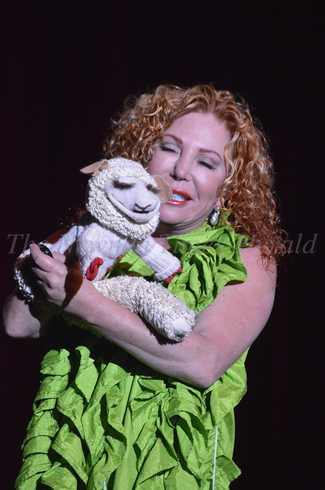 Mallory Lewis and Lambchop