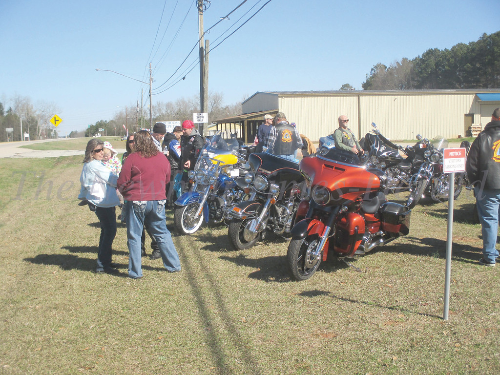 Motorcyle Show - Care For The Crawley's Benefit
