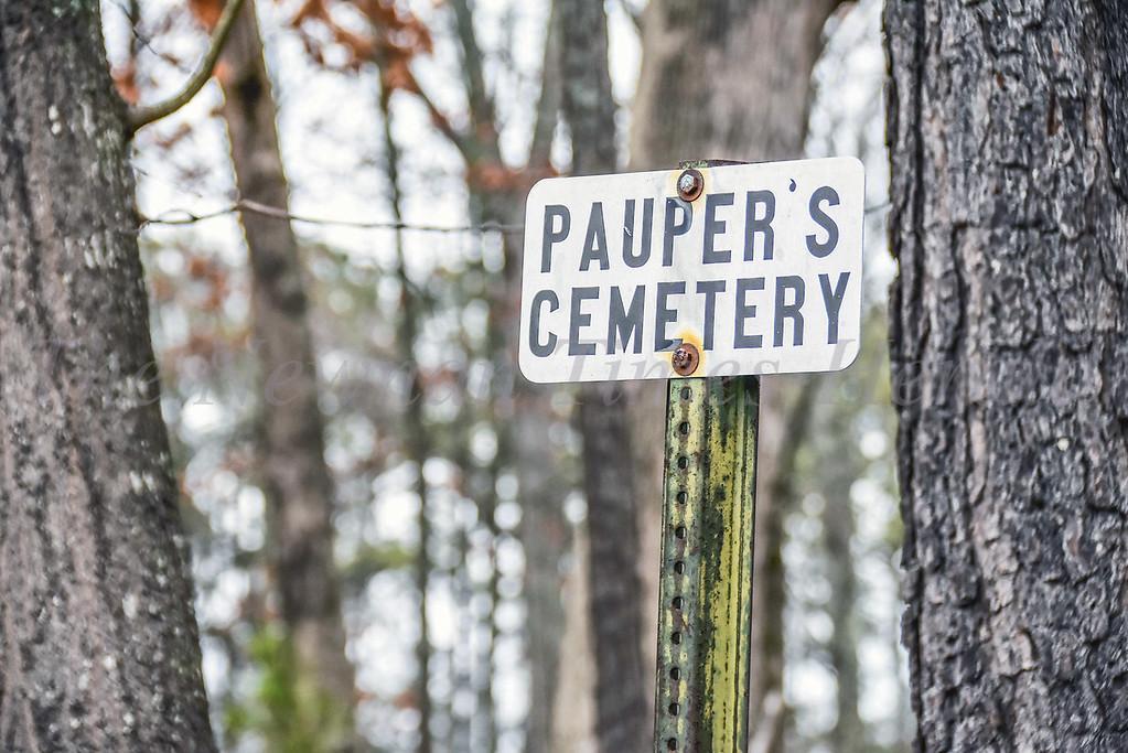 Pauper's Cemetery