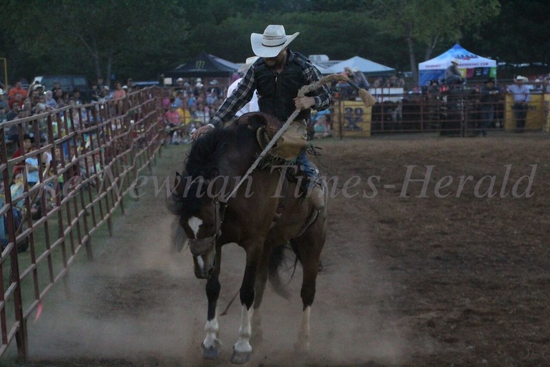 Coweta County Rodeo 2018