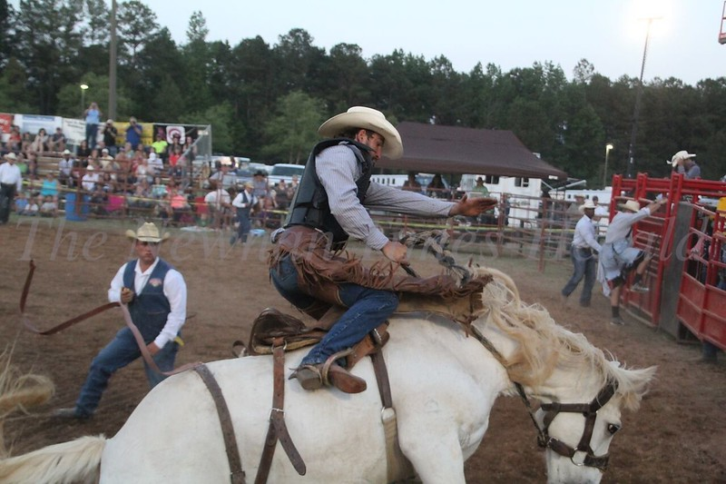 Coweta County Rodeo 2018  at the Fairgrounds