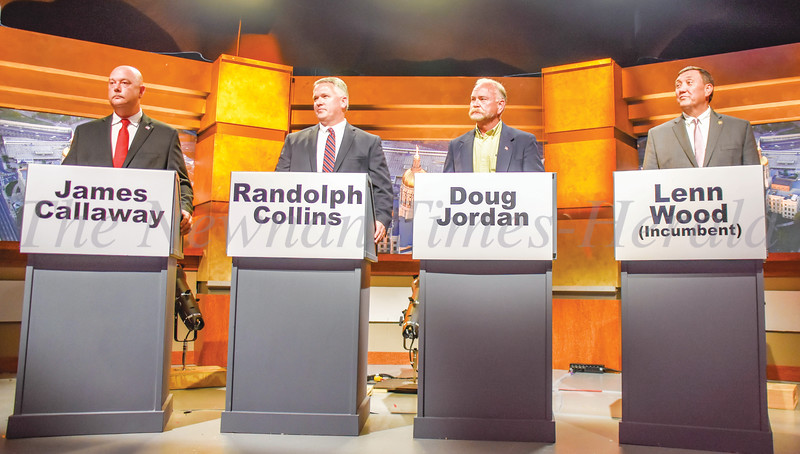 Coweta County Sheriff Debate