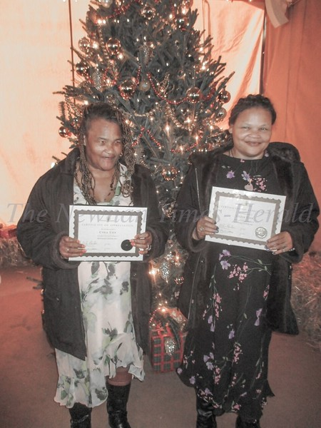 Rutledge Center's Christmas Luncheon and Awards