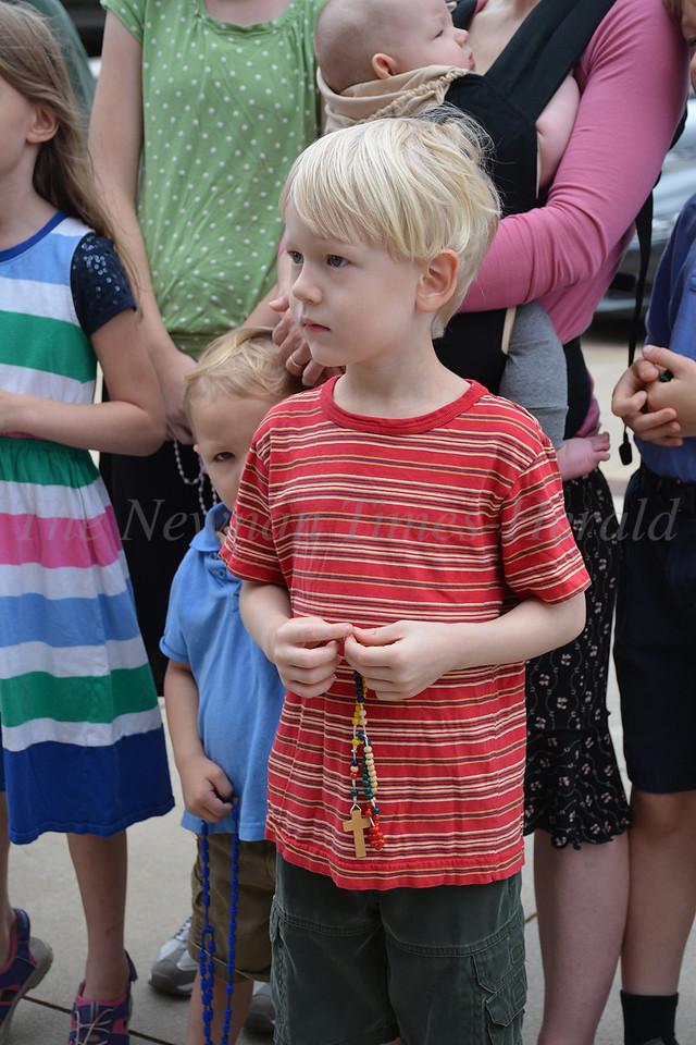 Prayer on the Square