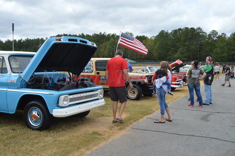 Coweta Strong Ride N' Cruise Fundraser
