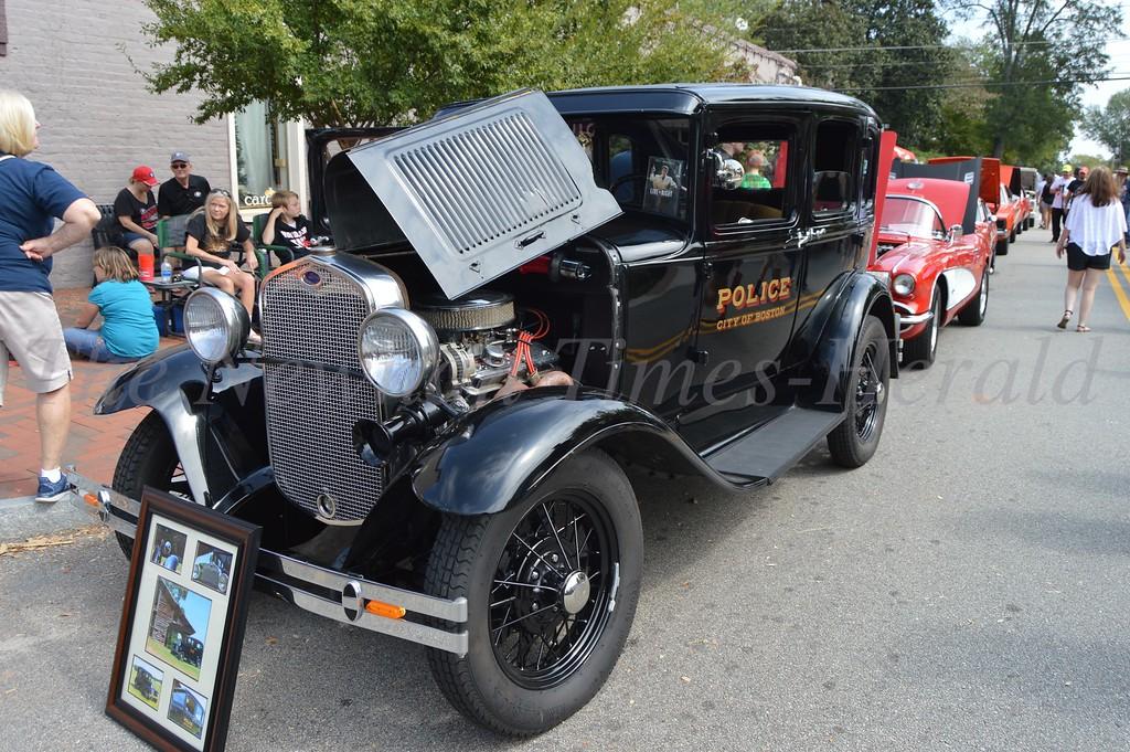 Car Show  in Senoia